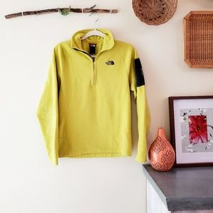 The North Face Flashdry Pullover Jacket Green S
